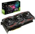 Asus ROG Strix GeForce RTX 2060 EVO Gaming 6G Graphics Card $579 + Shipping / C&C @ Umart