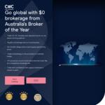 $0 Brokerage for US, UK, Canadian & Japanese Stocks @ CMC Markets