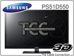 """Samsung 51"""" Plasma TV - PS51D550 - $798 - ** Plus Free Extra's** - Pickup Only MELB"""