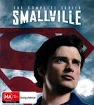 [Back Order] The Smallville: Complete Collection: Seasons 1 - 10 (DVD) $69.99 Delivered @ Amazon AU