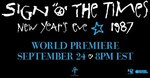 Free: Prince - Sign O' The Times (Live at Paisley Park 31/12/87) | World Premiere @ YouTube