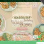 Cyber Monday: 25% off Fresh Plant Based Meals Delivered @ HerbiDoor