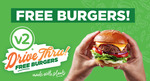[NSW] Free V2burgers Plant Based Burgers, Today (3/12) 12pm-2pm @ Coles Carpark Ramsgate