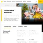 Commbank Rewards: $10 Cashback When You Spend $20 or More at Menulog