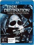Final Destination: Complete Collection (5 Discs) Blu-Ray $13.99 + Delivery ($0 with Prime/ $39 Spend) @ Amazon AU