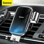 Baseus in Car Air Vent Mount Clip Stand Gravity Universal Mobile Phone Holder A$14.52 Delivered @ eSkybird