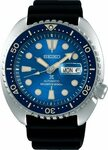 """Seiko Prospex King Turtle """"Save The Ocean"""" Automatic Dive Watch SRPE07K $499 (RRP $950) Delivered @ Starbuy"""