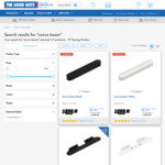 Sonos Beam Black or White $449.10 + Delivery ($0 C&C/ in-Store) @ The Good Guys