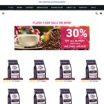 30% off Airjo Coffee Beans (eg Enterprise Blend 1kg $27.97) + Free Express Delivery @ Airjo Coffee Roaster