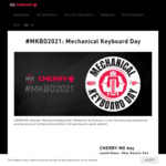 Win Various Gaming Keyboards from Cherry MX's MKBD Giveaway