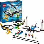 LEGO City Air Race Planes Helicopters 60260 $18.93 + Delivery ($0 with Prime/ $39 Spend) @ Amazon AU