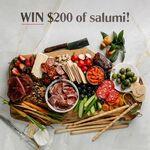 Win $200 Worth of Salumi from Papandrea Fine Foods