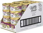 Fancy Feast Grilled Chicken in Gravy Wet Cat Food, Adult, 24 Can, 24x85 $18 ($16.20 S&S) + Post ($0 Prime/$39 Spend) @ Amazon