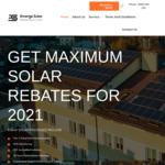[WA] 6.6kW Leapton Mono Half Cut Panels + Growatt 5kVA Inverter from $2,499 Installed & No Upfront Payment @ Emerge Solar