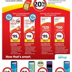 Coles Mobile 365-Day Expiry Starter Packs & Recharges $95 for 60GB (Was $120), $119 for 120GB (Was $150) @ Coles