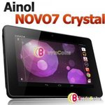 """Ainol Novo Crystal 7"""" $107.99 Including Shipping. 10% off Store Wide BIC"""