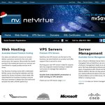Net Virtue 65% off (First Invoice Only) Economy & Business Web Hosting