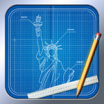 Blueprint 3D and Blueprint 3D HD (iTunes App of The Week) for iOS, Usually $0.99 - FREE
