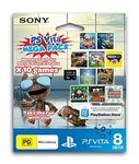 [Preorder] 8GB PS Vita Memory Card Mega Pack- $42.99 Delivered @ JB (8GB Card + 10 Games)