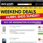 DSE Weekend Deals - Kindle Wi-Fi + 3G (Refurb) $80, iPad Wi-Fi 4th Gen 16GB $397 + More !