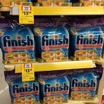 Finish Powerball Quantum 40pack - $13.49 @ Coles World Square/Broadway maybe others (half price)