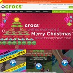 Crocs Australia 12 Hour Sale Further 20% off Everything & Free Shipping