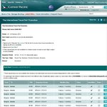 Cathay Pacific Special Fare Travel from Bangkok Eg. to Tokyo $320, to New York $740