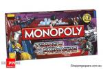 Half Price - Transformers II Monopoly Board Game Collectible Edition 2009 $49.95 Today only