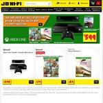 XB1 Console + Kinect + Sunset Overdrive + Forza Horizon 2 + Forza Motosport 5 $599 @ JBHIFI