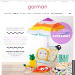 Win $2000+ Worth of Gorman Products