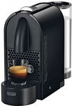 DeLonghi U Pure Solo Nespresso Machine - Black ($77 after $50 Cashback) from HN (Free Pickup)
