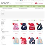 30–50% off Selected Kids Bags, Hair Accessories and Stationery - Free Shipping @ Bobble Art