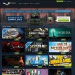 Steam Summer Sale - Day 3 + Flash Deals + Minigame Deals