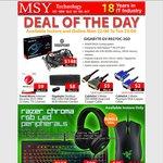 Gigabyte R9 270 $148, Keyboard + Mouse $8 @ MSY Starts Monday