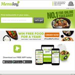 10% off Your Order @ Menulog