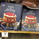 'Made for Memories' Cookbook $2 (Was $24.95) Woolworths Marsfield NSW