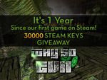 30000 Why So Evil Steam Keys Giveaway (Steam+ YouTube Required) via Grabthegames