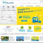Cebu Pacific - Sydney to Manila, One Way $179 / Return $319