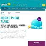 Optus iPhone 6 Plus 128GB with 20GB Data for $100 Month