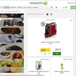 Pod Coffee Machines (Caffitaly S21 $59 Woolworths; Lavazza Minu with Frother $84.50 Coles; More)