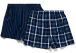 2 Pack Men's Cotton Boxers $15 David Jones Brand (RRP $39.95)