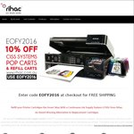 EOFY Sale - 10% off Rihac CISS Inklinks, Pop Carts and Refill Cartridge Kits - Use Code EOFY2016 Online