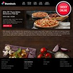 Domino's Pizza 40% off Delivered or Pick up (Excludes Value and Extra Value Range)