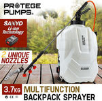 PROTEGE 15L 18V Garden Weed Sprayer Backpack Portable Multifunction Spot Sprayer: $161.1 Delivered (48% off) @ Edisons on eBay