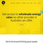 $200 off Your First Month's Energy Bill When You Switch to Mojo Power (NSW + SE QLD)