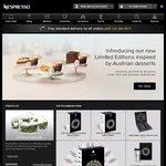 Nespresso Club - Free Standard Delivery until 1st Jan 2017