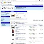 eBay 10% + Extra 7% off @ Ozymart on 10 Items