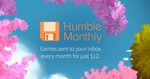 """Humble Monthly This Month Includes """"The Witness"""" for US$12 (~AU$15.80)"""