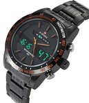 NAVIFORCE Water-Resistent Men's Wristwatch - US $14.99 (~AU $20.39) - Shipping Free@Tomtop