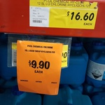 Hy-Clor Exchange Liquid Chlorine 15L - $9.90 - Normally $12.60 - Bunnings Chatswood NSW